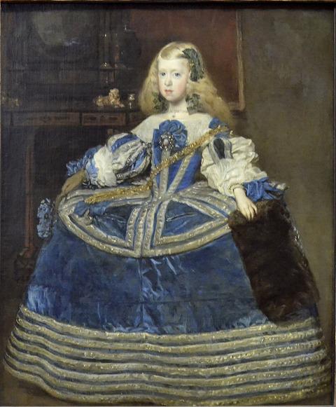 846px-Infantin-margarita-teresa-blau-velasquez-khm-fin