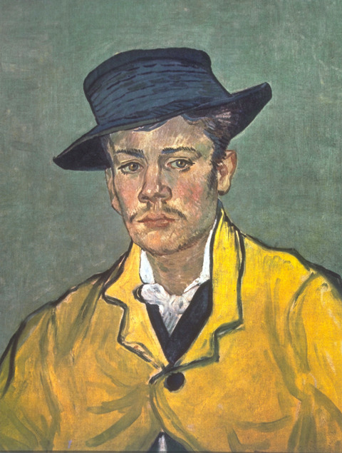 VincentVanGoghArmandRoulin1888