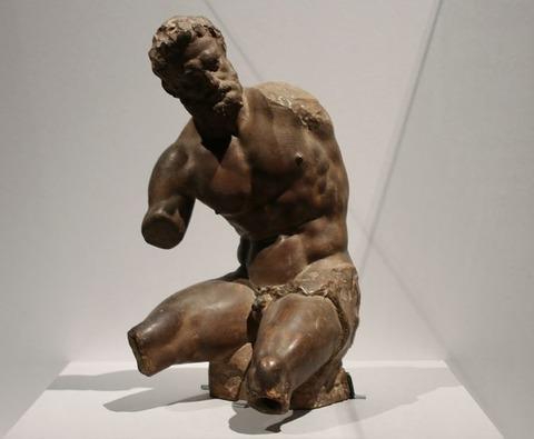 ジャンボローニャ_裸体の男性1572頃torso