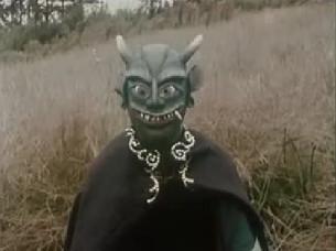 グリーンマスク