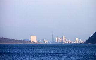 Fukuoka central city