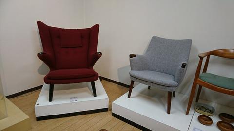 北欧デザイナー家具の虜