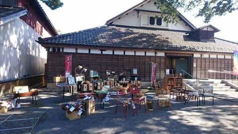 茨城県坂東市マルシェに参加しました。