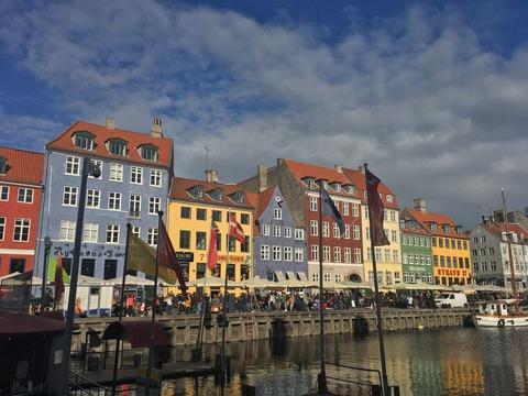 デンマークの家具達