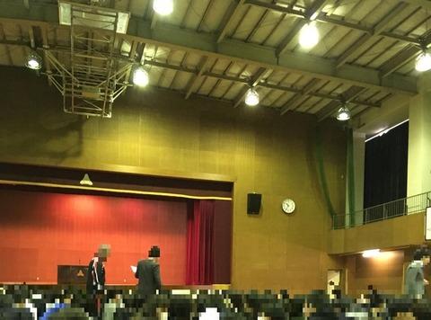 北園 頭髪検査 20190408