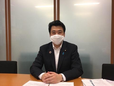 公明党PT事務局長三浦議員
