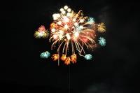 1476南丹市やぎの花火大会