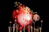 2122南丹市八木の花火大会