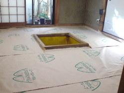 549神戸市垂水区新畳へ入れ替え
