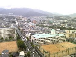 705神戸市灘区高層マンションの表替え、絶景