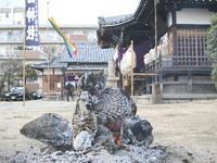 969神戸市灘区篠原厳島神社節分際