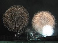 730みなと神戸海上花火大会