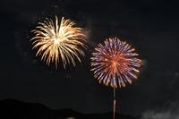 1473南丹市やぎの花火大会