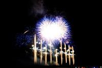 2121南丹市八木の花火大会