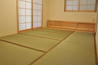 1006大阪市自然素材住宅の新畳