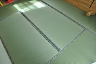 1115西宮市新築新畳、無染土無農薬畳表