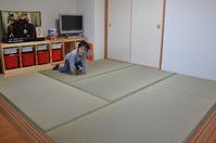 1090神戸市中央区マンションの薄畳、表替え(おもてがえ)