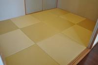 1121神戸市東灘区琉球畳風縁無し畳