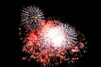 2123南丹市八木の花火大会