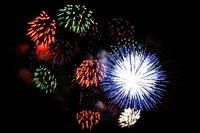2125南丹市八木の花火大会