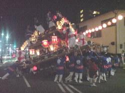 501春日神社秋季大祭
