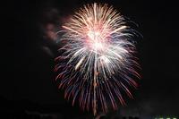 1474南丹市やぎの花火大会
