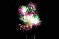 2124南丹市八木の花火大会