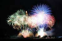 1472南丹市やぎの花火大会
