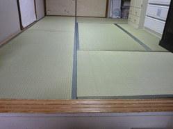 720神戸市東灘区畳加熱乾燥と表替え