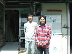 650熊本県八代のイグサ農家・山本英義さん来神