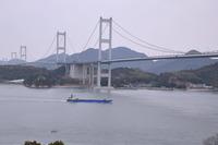 1361来島海峡大橋