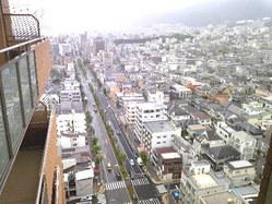 704神戸市灘区高層マンションの表替え、絶景