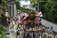 1991篠原厳島神社地車巡航