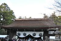 1561初詣(川西市・多田神社)