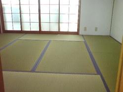 536神戸市北区、新畳