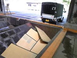 737神戸市北区妙賀山クリーンセンター(古畳処分)