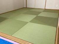 2329神戸市垂水区縁無し畳の表替え
