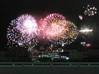 728みなと神戸海上花火大会