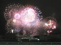 729みなと神戸海上花火大会