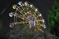 "1041神戸市立王子動物園""夜桜通り抜け"""