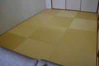 1398三田市のマンション新畳へ(縁無し畳)