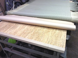 693神戸市西区表替え、畳干しのつもりが畳加熱乾燥機