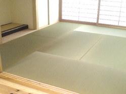 508奈良県縁無し畳・新畳