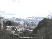 991神戸市灘消防団林野火災訓練