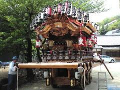 369神戸市灘区篠原厳島神社地車