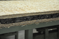 1183神戸市垂水区の表替え、炭化コルク入り畳床