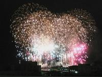 727みなと神戸海上花火大会