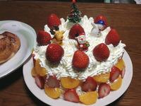 2066クリスマスケーキ