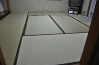 1184神戸市垂水区の表替え、炭化コルク入り畳床