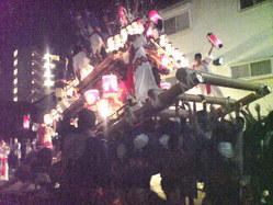502春日神社秋季大祭
